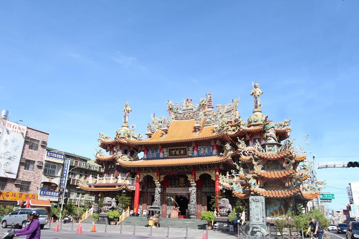 大灣煎餃--廣護宮