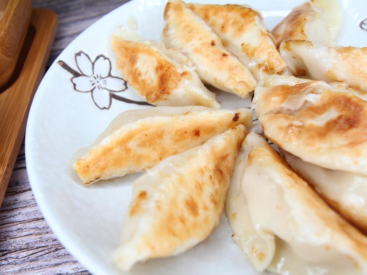大灣煎餃-金黃香酥