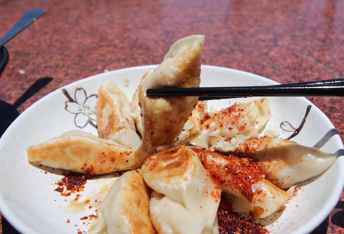 大灣煎餃-台南美食