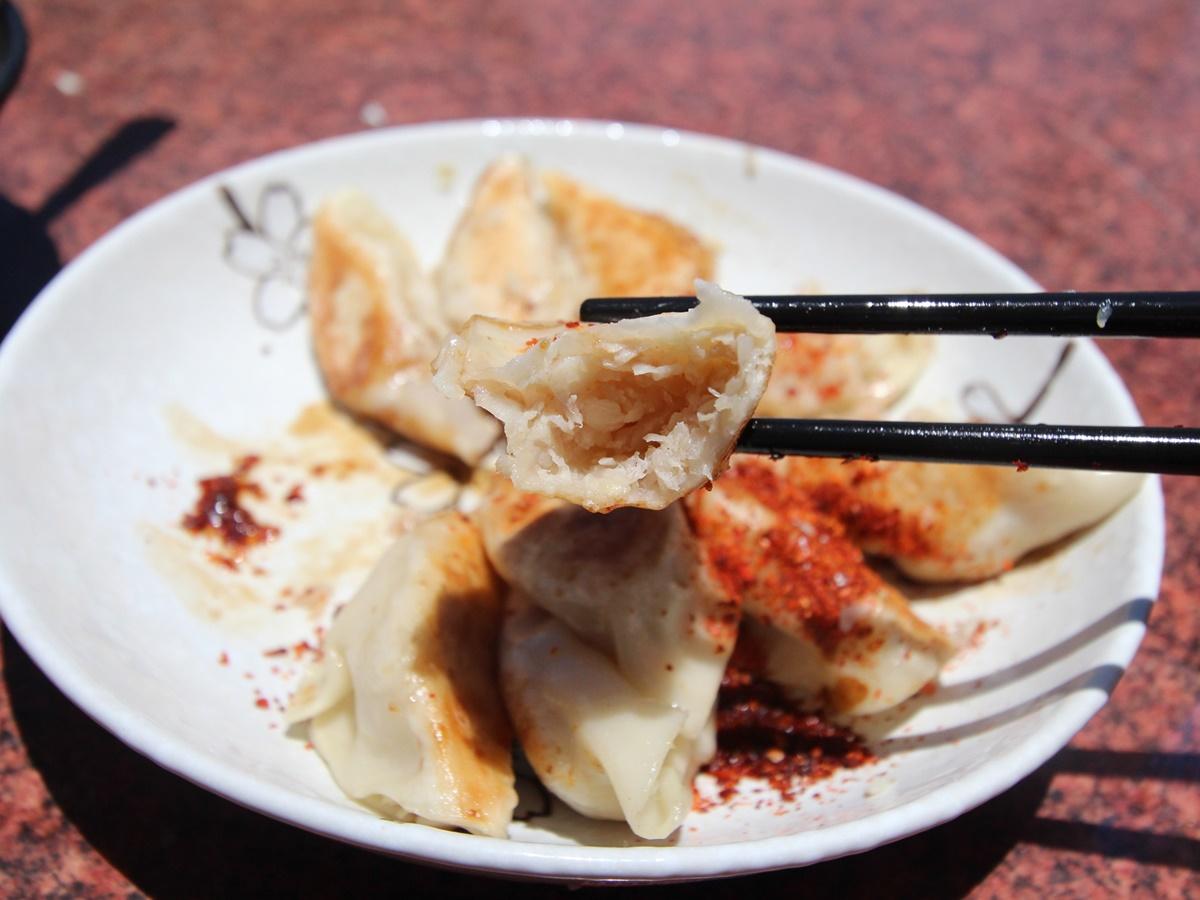大灣煎餃-台南早餐