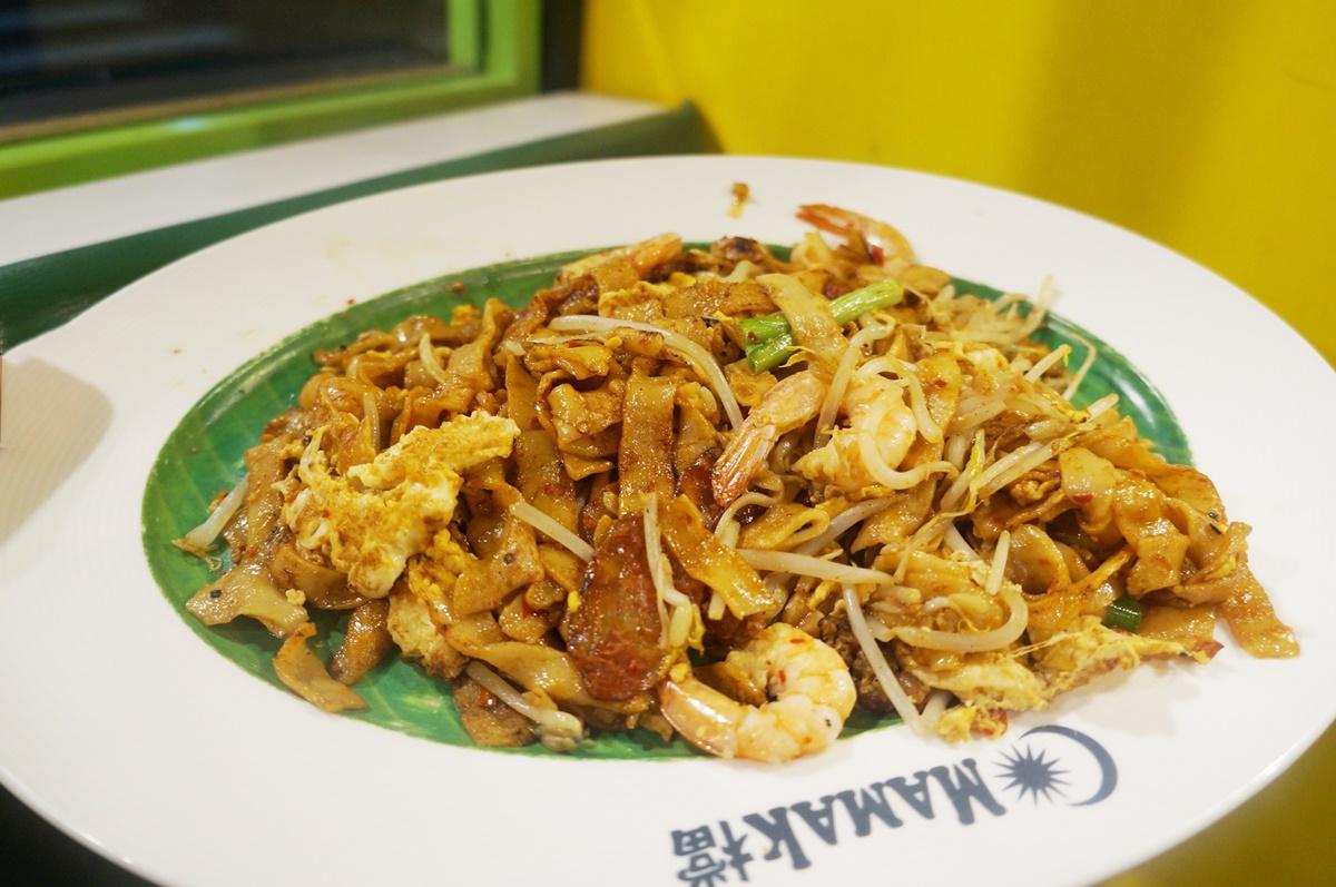 MAMAK檔-檳城鴨蛋炒粉粿條