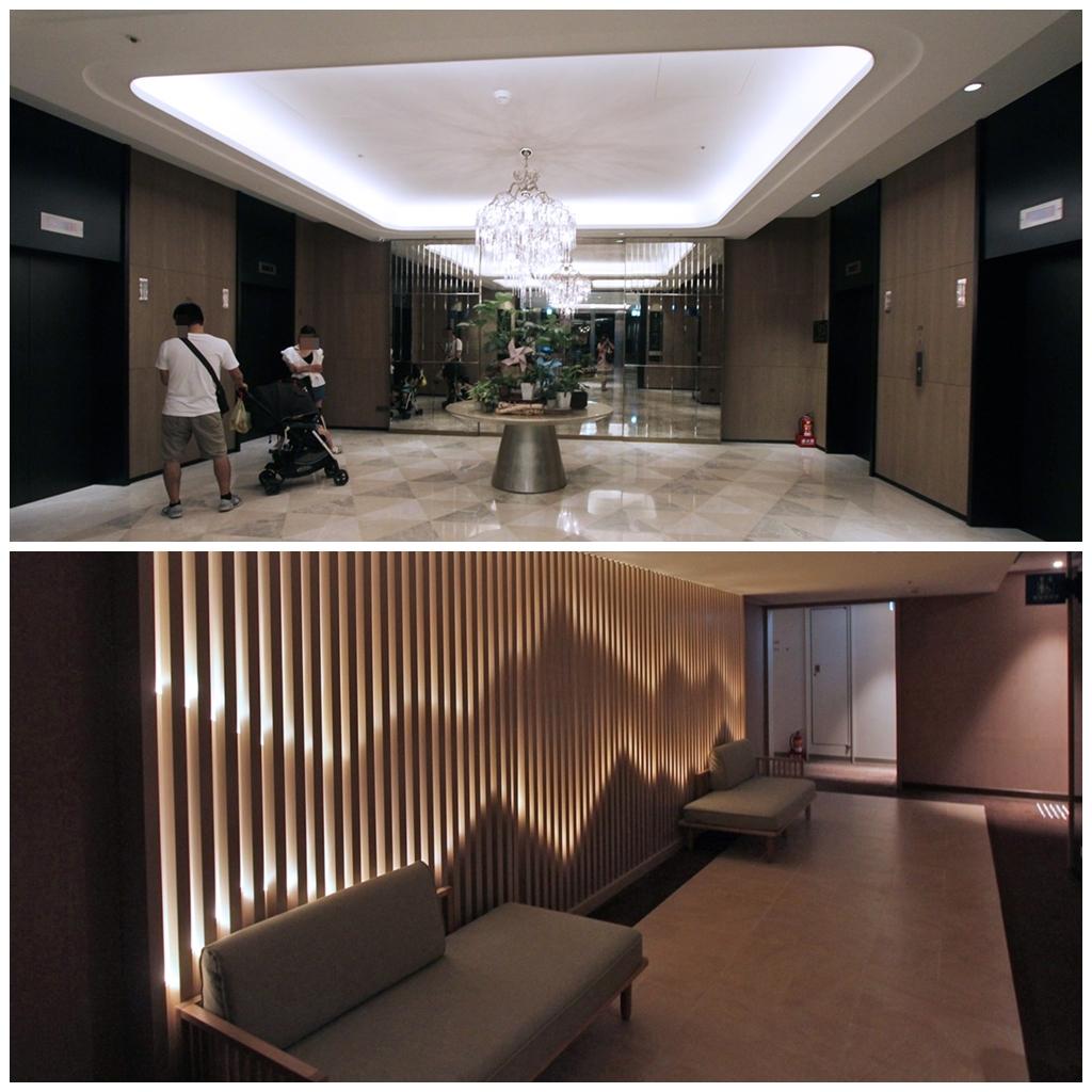 凱達大飯店-電梯