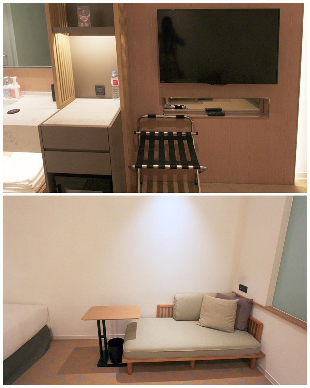 凱達大飯店-電視/沙發