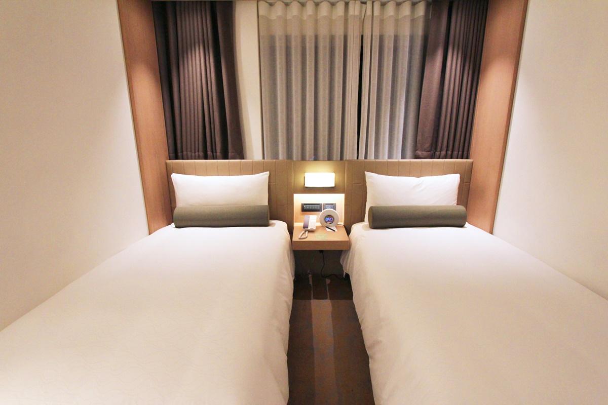 凱達大飯店-雙人床