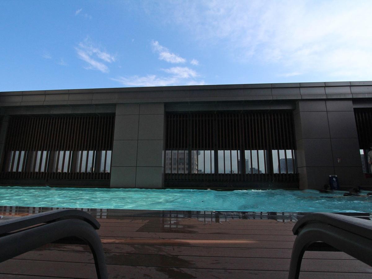 凱達大飯店-泳池