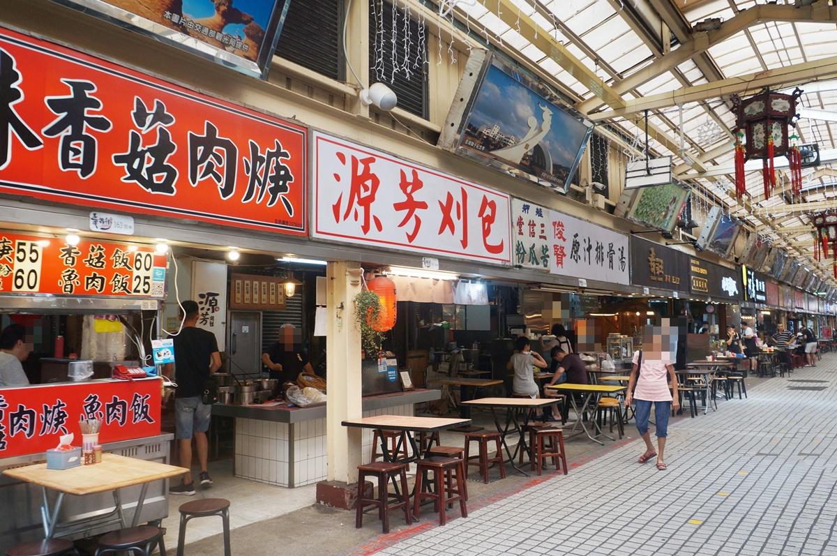 龍山寺-小吃街