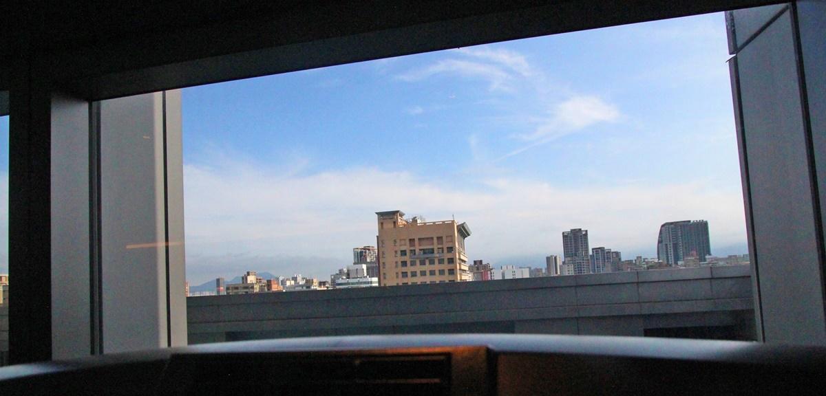 凱達大飯店-窗景