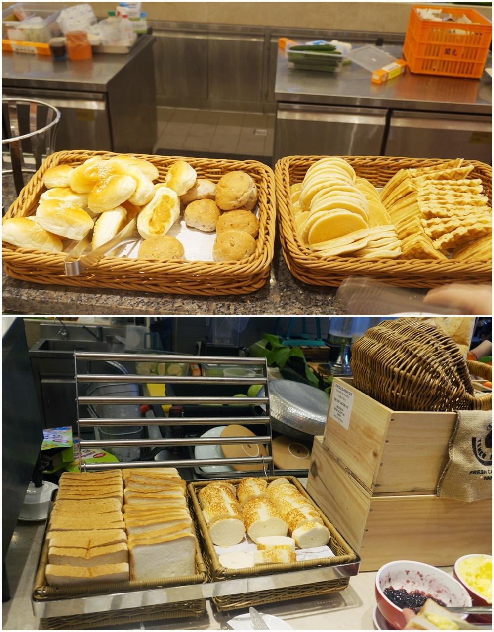 凱達大飯店-早餐