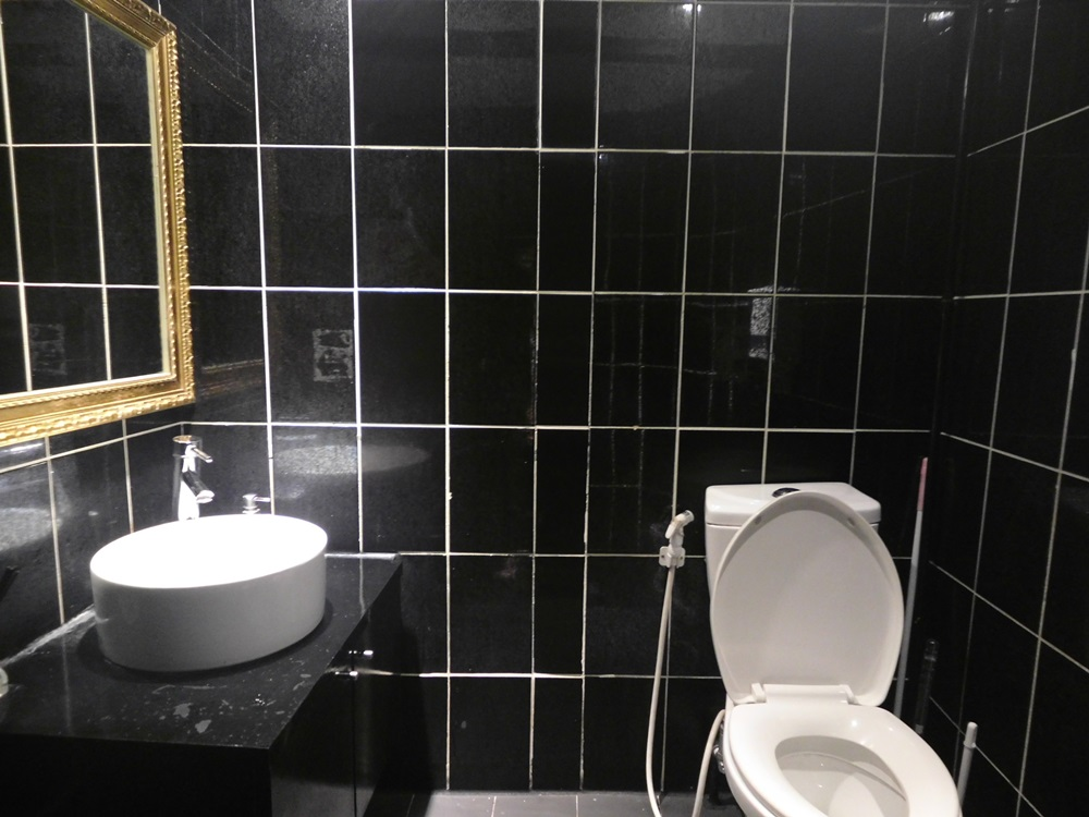 Worhair府中店-廁所