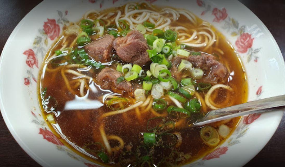 陳家牛肉麵館