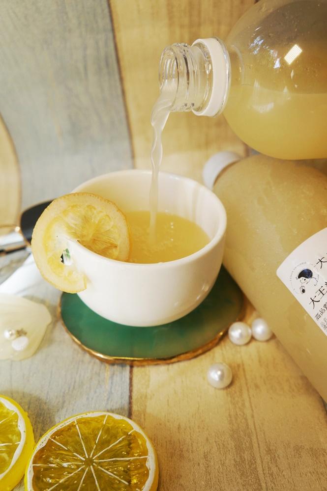 大王冰鋪-檸檬汁